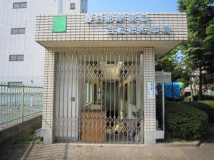 春日部駅東口自転車置き場